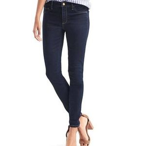 new with tags • GAP High Stretch True Skinny Jeans